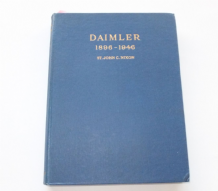 Daimler 1896 - 1946 : A Record of Fifty Years of the Daimler Company (Nixon 1946)